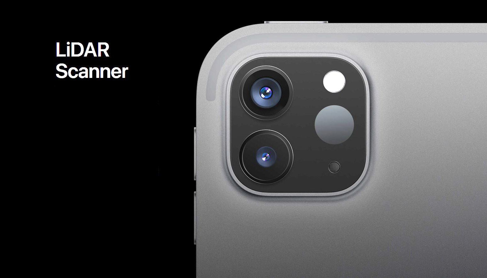 Apple Lidar scanner
