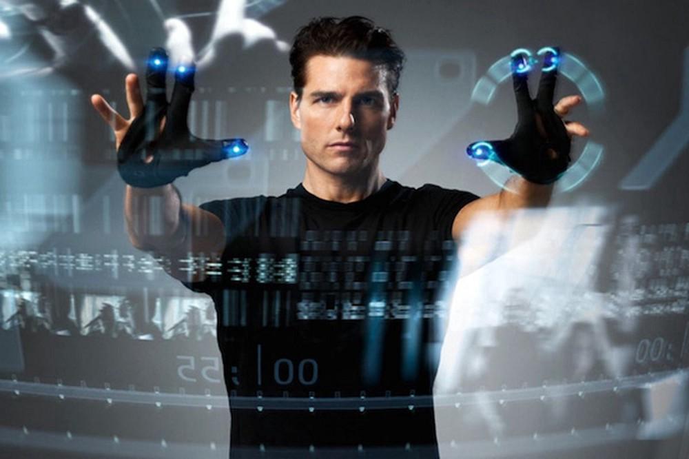 Future UI Tom Cruise Minority Report